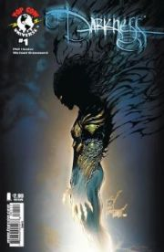 The Darkness #1 Silvestri Cover A Top Cow comic book